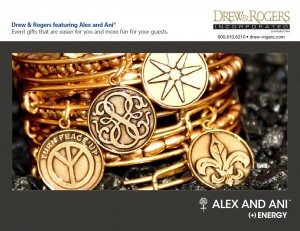 Alex & Ani Collection - Meeting to Event