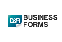 Drew and Rogers Business Forms Logo
